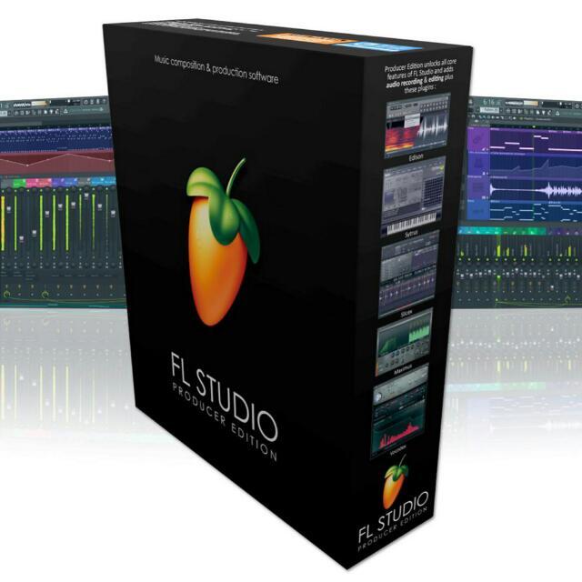 Image Line FL Studio 12 (Windows)-Instant Digital Delivery