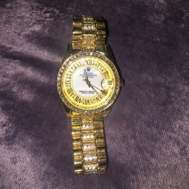 Inspired Luxury Watch Women