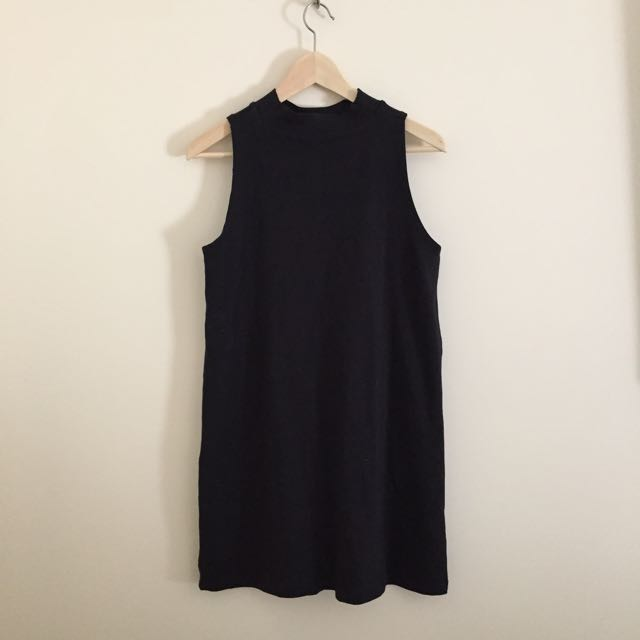 Kookai Black Mini Dress