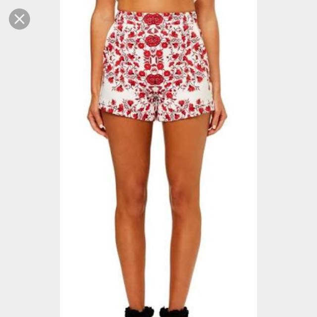 Kookai Wildflower Shorts
