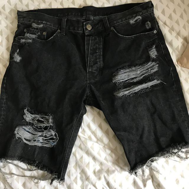 Ksubi Chainsaw Shorts Size35
