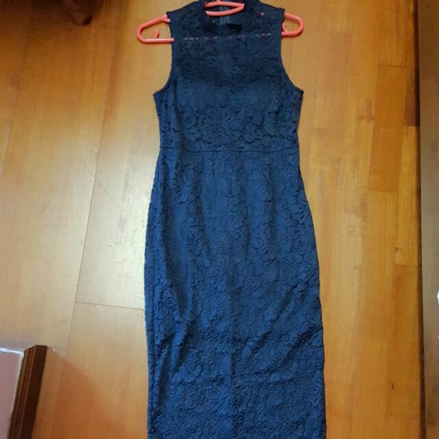 [BN] Lace Dress 3/4