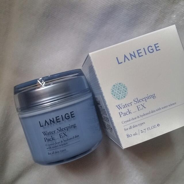 Laneige Water Sleeping Pack 80ml