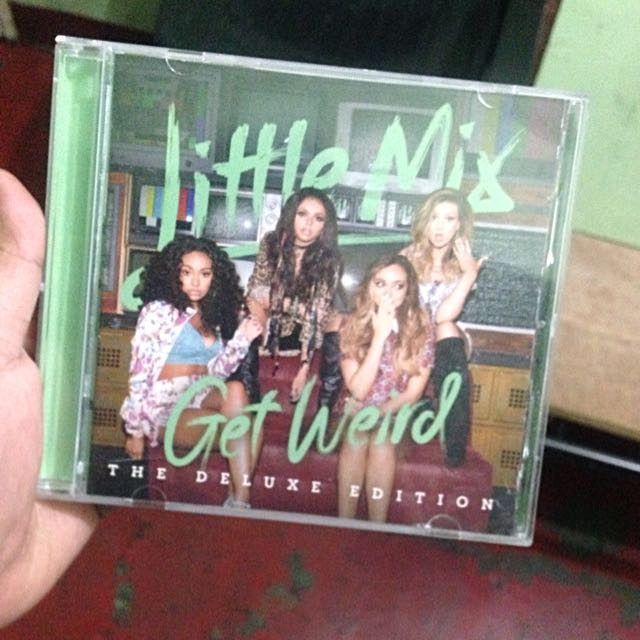Little Mix Get Weird Album