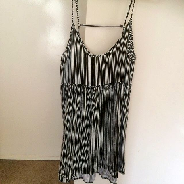 Loose Striped Dress *FREE SHIPPING*