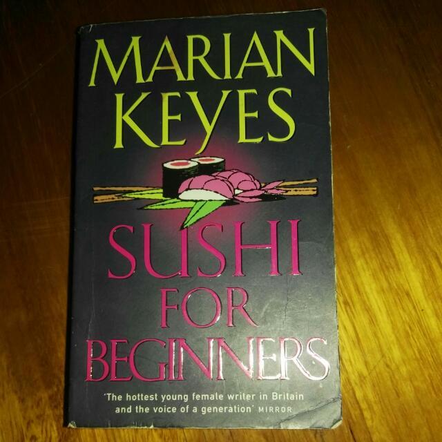 Marian Keyes: Sushi For Beginners