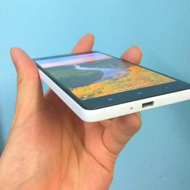 Xiaomi Mi4i (White, 2GB RAM, 16GB ROM)