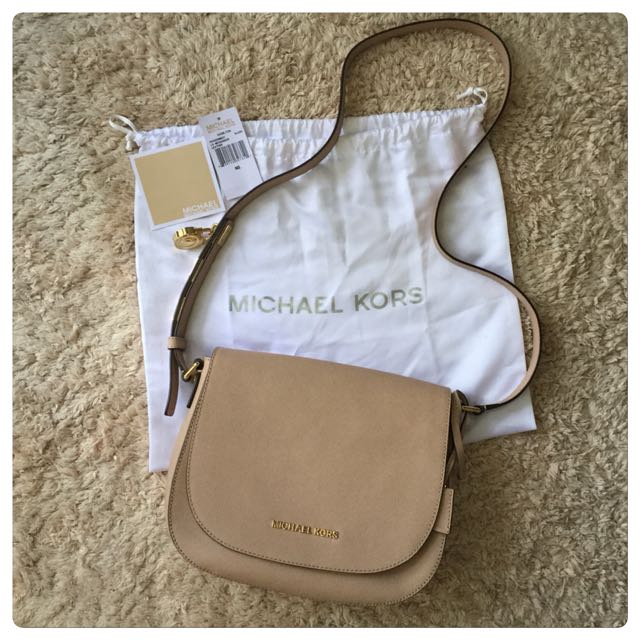 Michael Kors Hamilton Large Messenger (original)