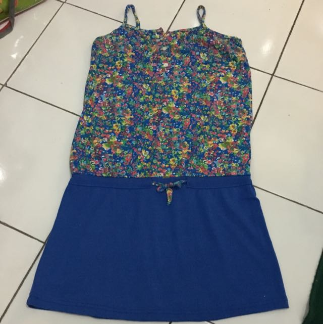 Mini dress free outer