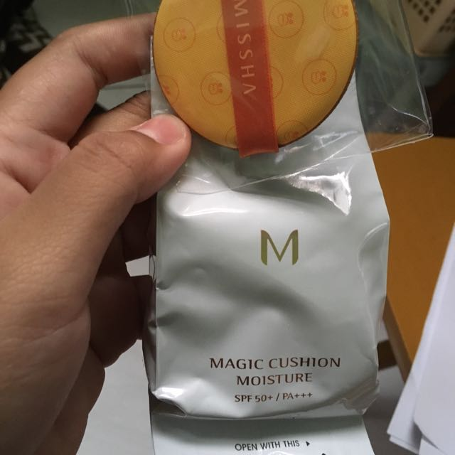 Missha Magic Cushion Reffil