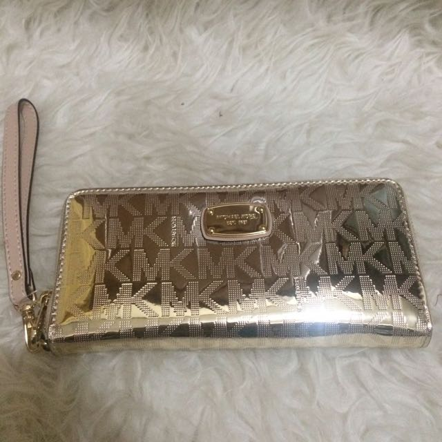 Mk Travel Wallet