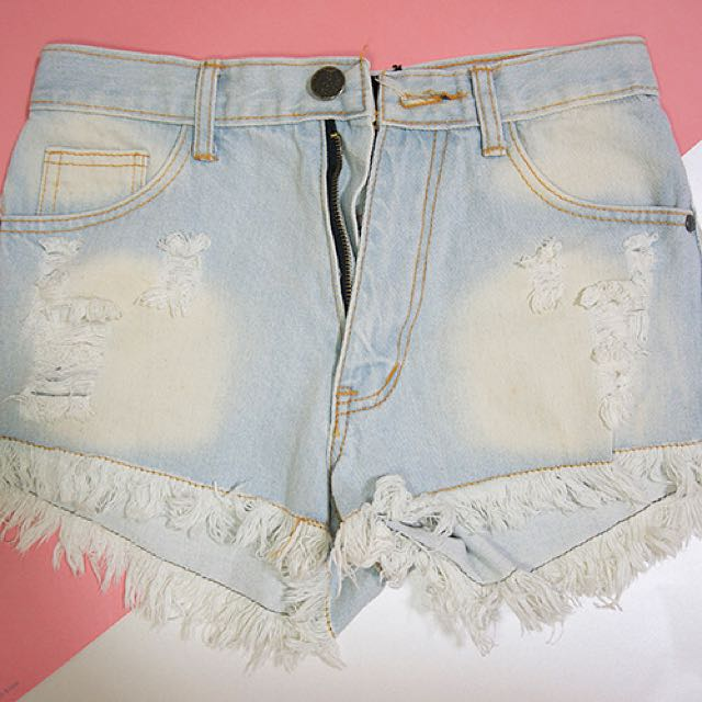 Mogi Denim Shorts