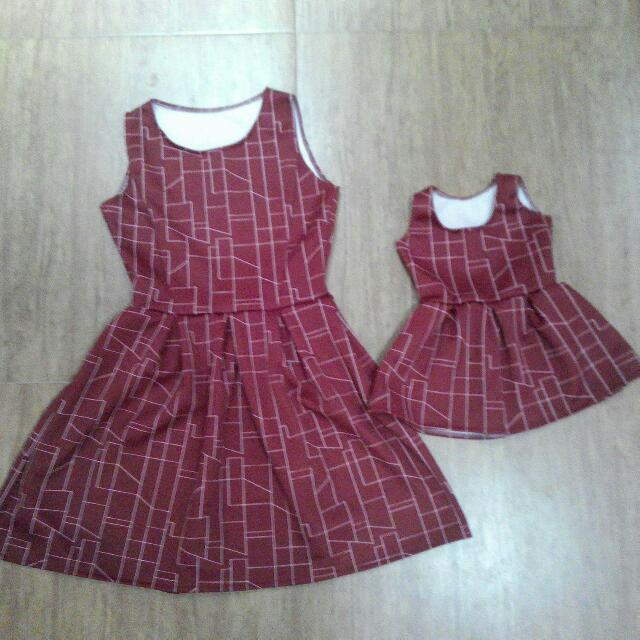 Mom&daughter Elegant Dress❤