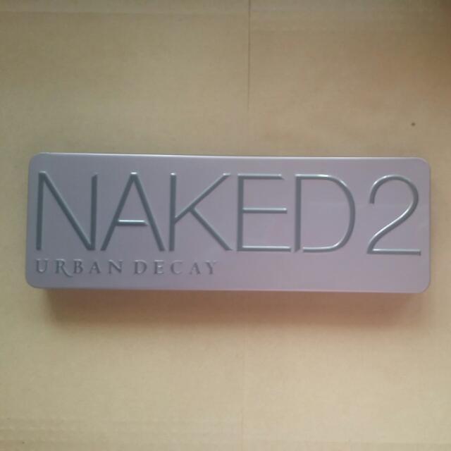 Naked2 Urban Decay Eye Palette *REPLICA*