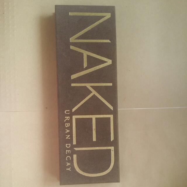 Naked Urban Decay Eye Palette *REPLICA*