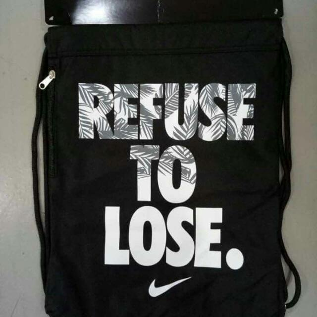 Nike string bag 1c849ada7c92
