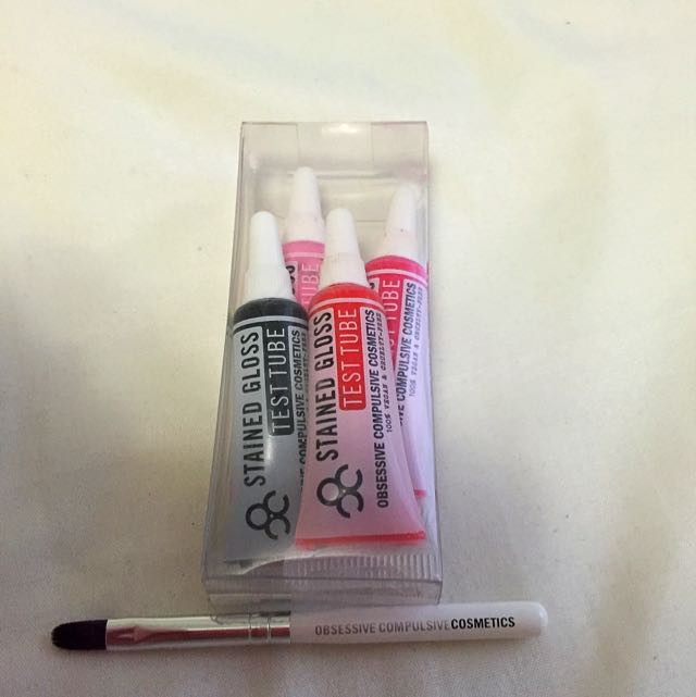 OCC Stained Glosses