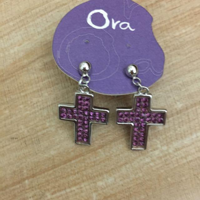 Ora 專櫃耳環,原價2280