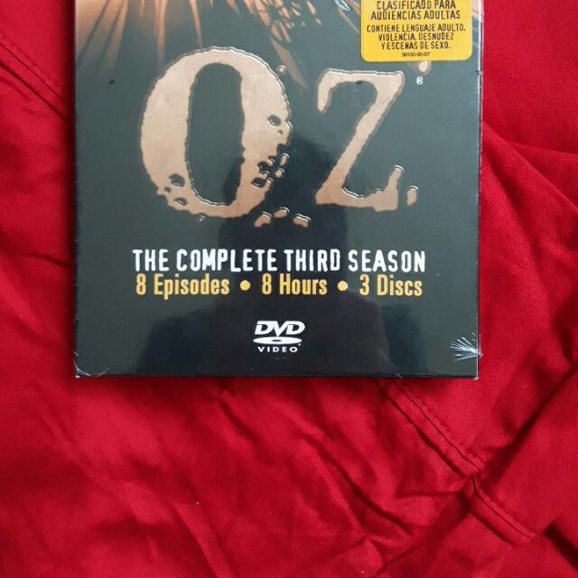 OZ Complete 3rd Season