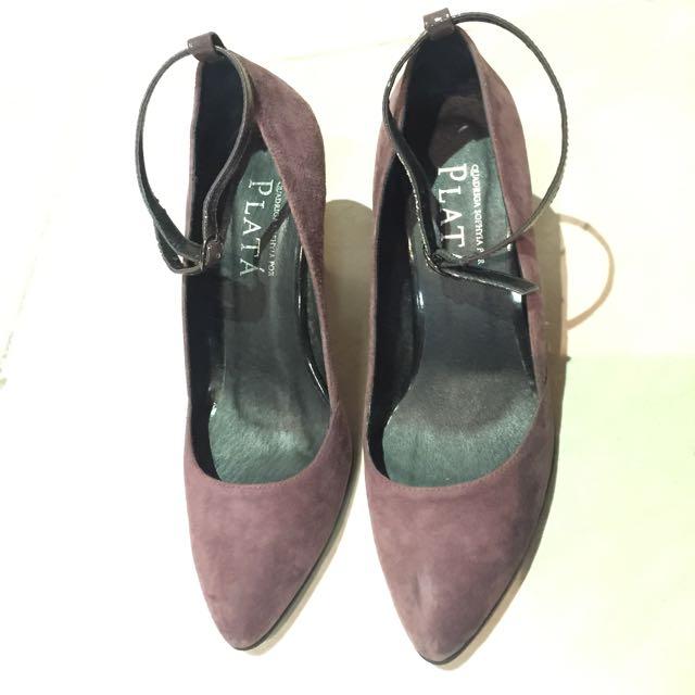 Plata牌子鞋