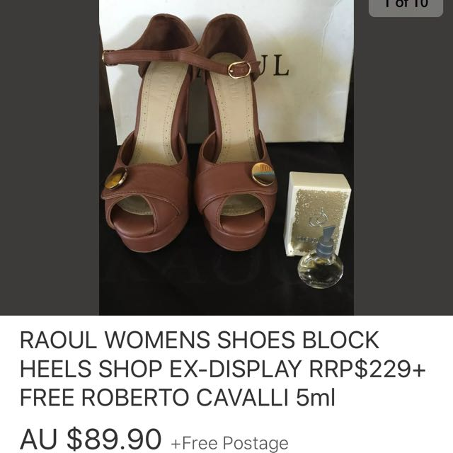 RAOUL Luxury Heels