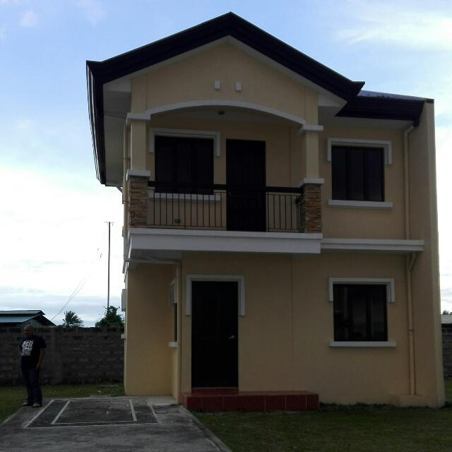 Rent To Own Exclusive Village House And Lot With Complete Amenities