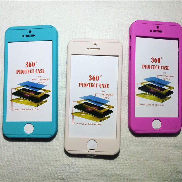 SALE 360 Protect Case - iPhone 5 / 5s / SE