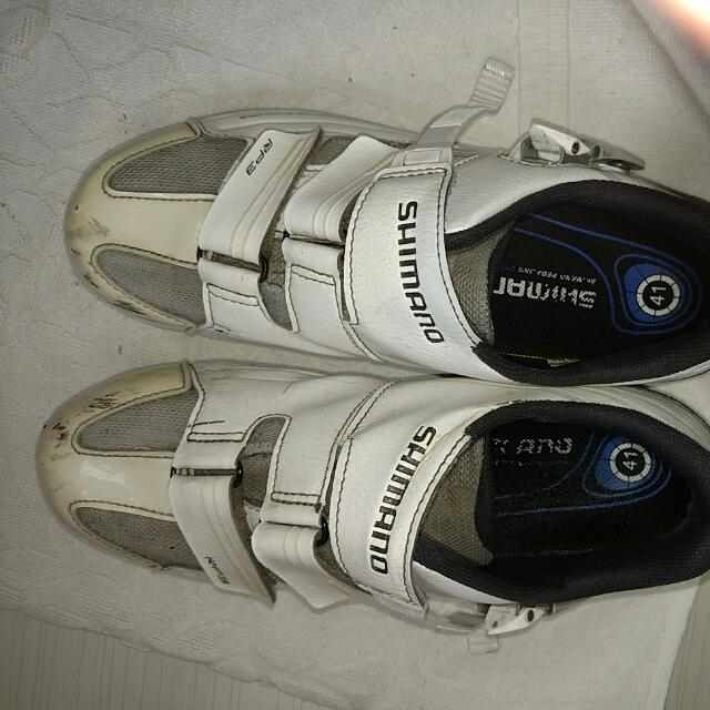 96b2d86877b Shimano Rp3 Road Cycling Shoes Size 41, Sports, Sports Apparel on ...