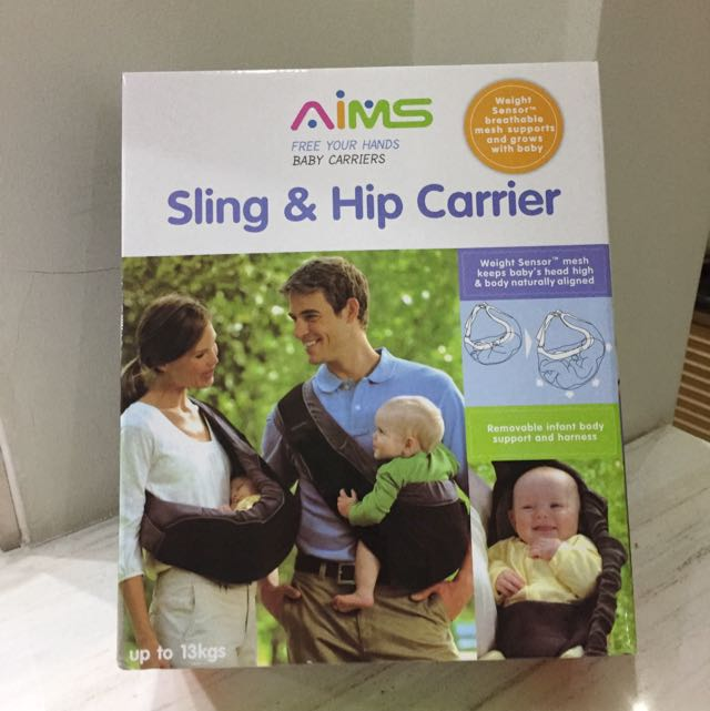 Sling And Hip Carrier