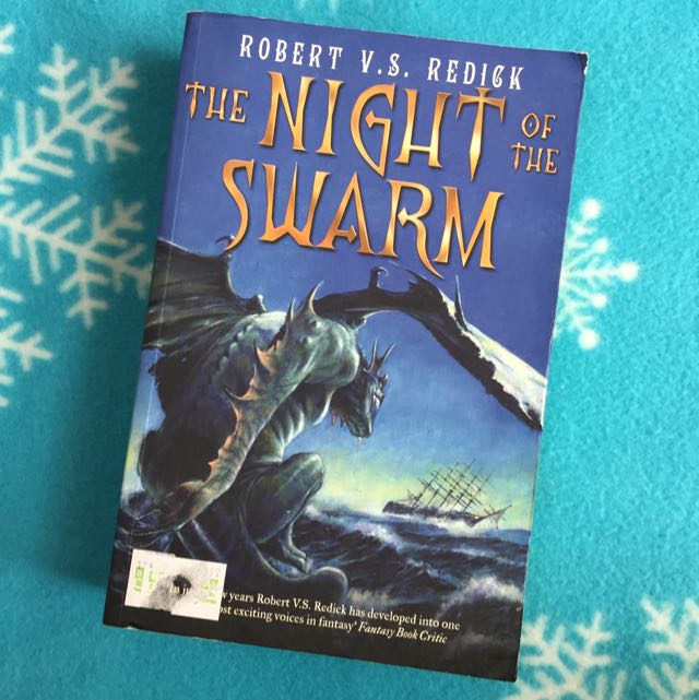 The Night Of The Swarm - Robert V. S. Redick