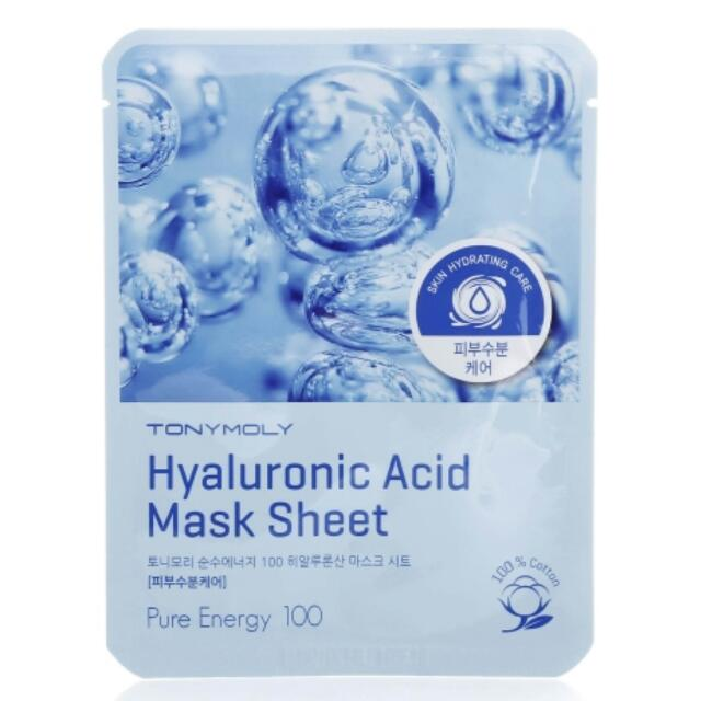 Tony Moly Hyaluronic Acid Mask Sheet