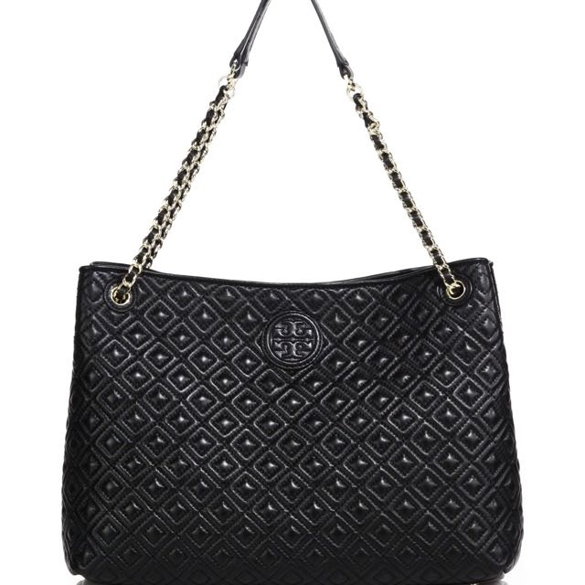 Tory Burch Marion Quilted Chain Shoulder Bag