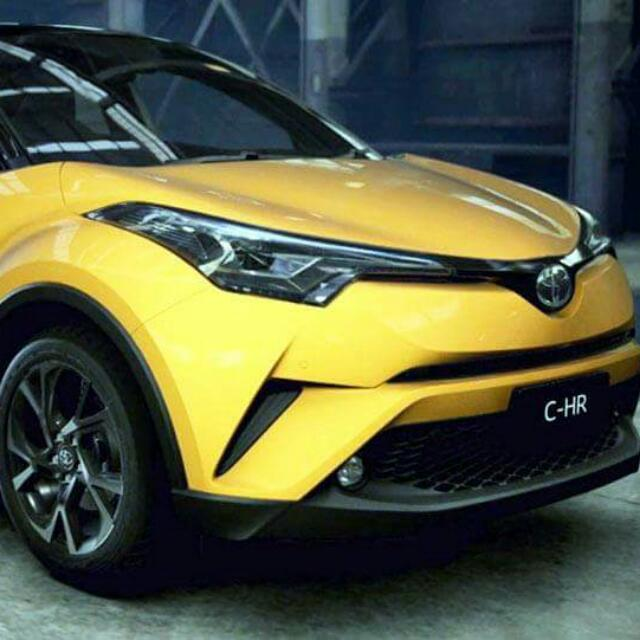 toyota chr for leasing cars vehicle rentals on carousell. Black Bedroom Furniture Sets. Home Design Ideas