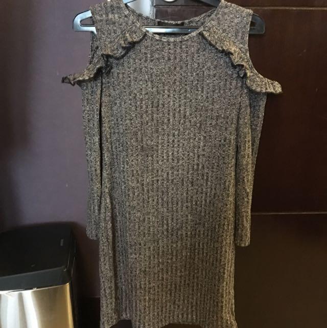 Unbranded Grey Dress