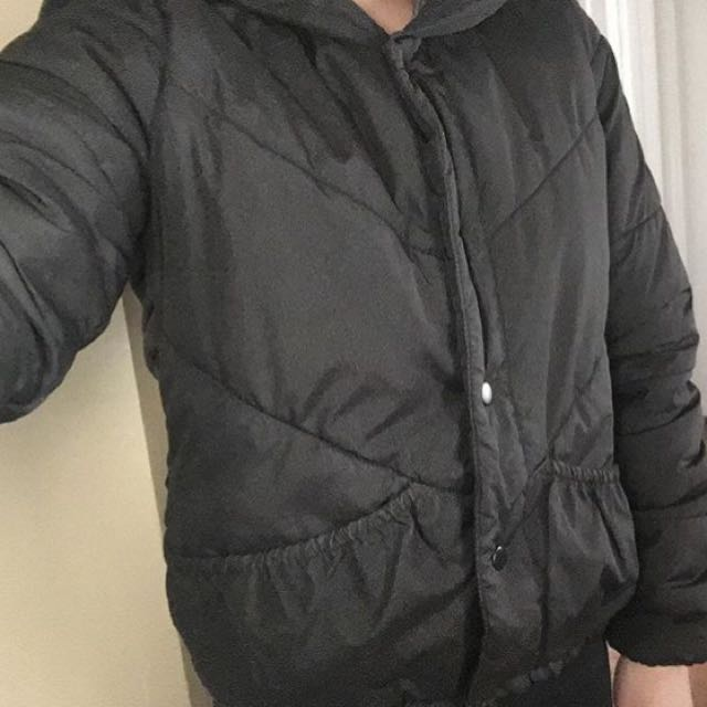 Vans Black Winter Jacket