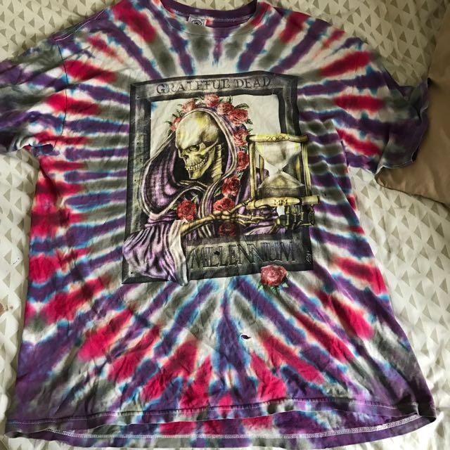 Vintage Grateful Dead T Shirt 2xl