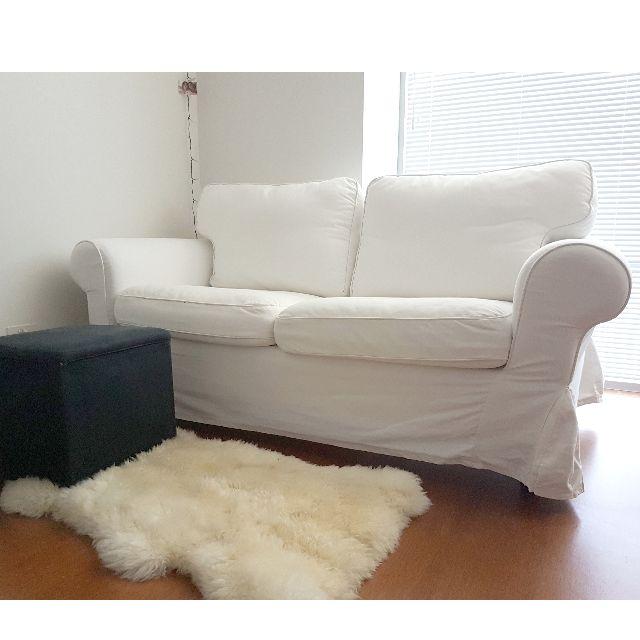 White Sofa (IKEA)