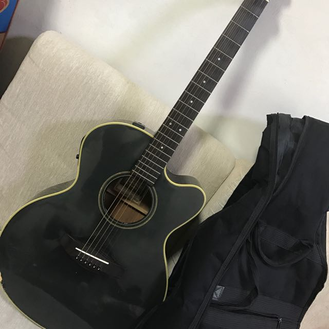 Yamaha Compass Series Acoustic Electric Guitar