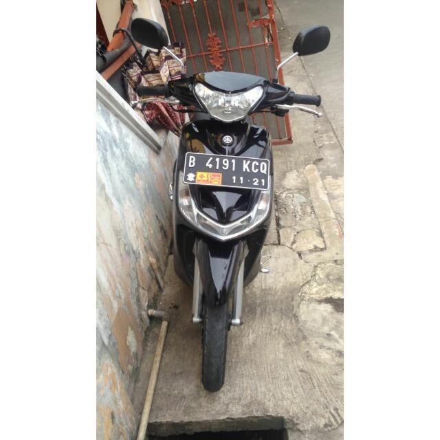 Yamaha Mio Cw