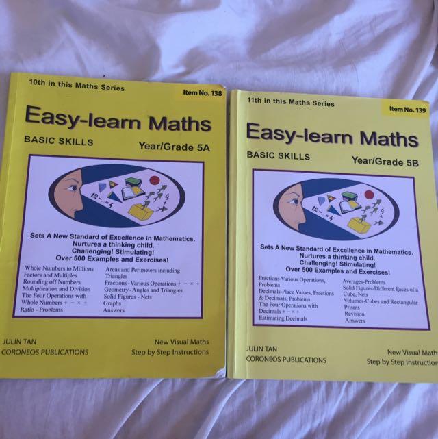 Year 5 Maths