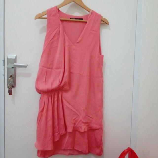 Zara - Pink Dress