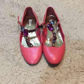 Miu Miu Flat Shoes (Authentic)