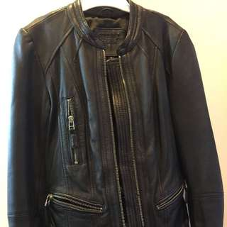 Stella Leather Jacket