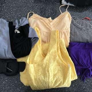 Women's Clothing Shirt Dress Tank Skirt