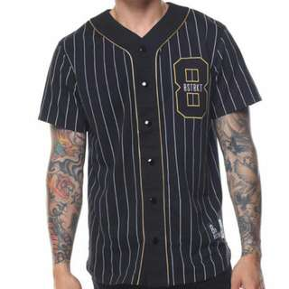 Floral Baseball Jersey  by Buyers Picks