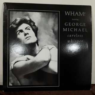 Mint Rare Copy Of Careless Whisper Singles Vinyl LP