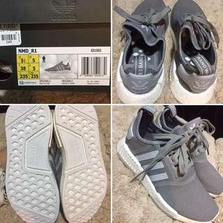 「全新」adidas NMD R1