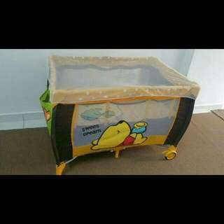 Baby Box And Bed