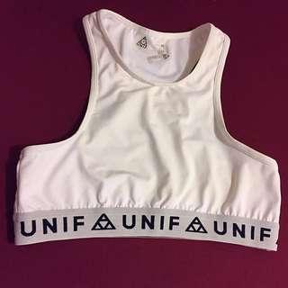 Unif 短版背心