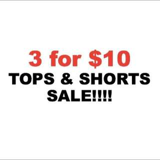 💥💥3 FOR $10!!!💥💥